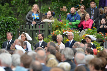Prince Carl Philip National Day Celebrations in Sweden