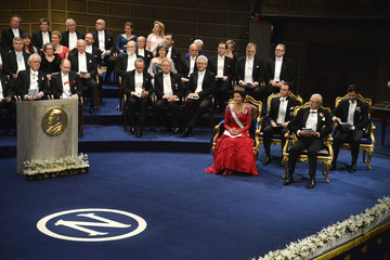 Prince Carl Philip Nobel Prize Awards Ceremony in Stockholm