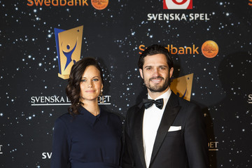 Prince Carl Phillip Swedish Royals Attend Swedish Sports Gala
