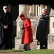 Prince Charles The Royal Family Attend Church On Christmas Day