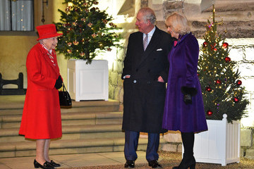 Prince Charles Camilla Parker Bowles The Duke And Duchess Of Cambridge Visit Communities Across The UK