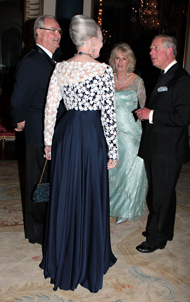 Foreign Sovereigns Attend Dinner to Commemorate the Diamond Jubilee