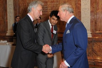 Prince Charles Justin Mundy Prince Charles Attends Reception Launch in London