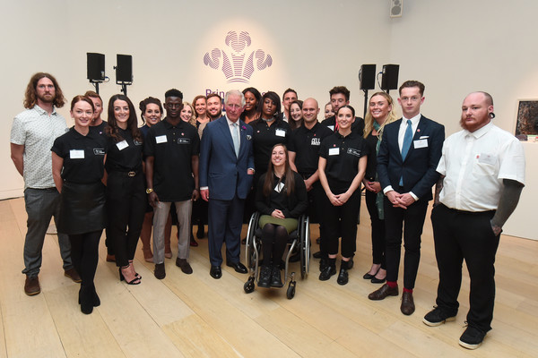 The Prince Of Wales Attends 'Youth Can Do it' Prince's Trust Reception