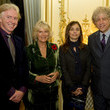 Phillip Treacy Prince Charles, Prince Of Wales And Camilla, Duchess Of Cornwall Visit Irish Embassy