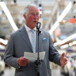 Prince Charles The Prince Of Wales Undertakes Engagements In Oxford