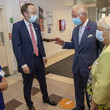 Prince Charles The Prince Of Wales Visits Chelsea & Westminster Hospital