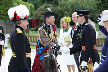 Prince Edward Founder's Day at the Royal Hospital Chelsea