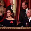 Prince Edward The Queen And Members Of The Royal Family Attend The Royal British Legion Festival Of Remembrance