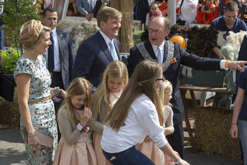 Prince Floris of The Netherlands The Netherlands Celebrate Kingsday In Amsterdam