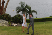 Prince Frederik of Denmark and Princess Mary of Denmark walk through the grounds of Admiralty House on November 20, 2011 in Sydney, Australia. Princess Mary and Prince Frederik are on their first official visit to Australia since 2008. The Royal visit begins in Sydney, before heading to Melbourne, Canberra and Broken Hill.