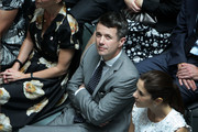 Prince Frederik and Princess Mary of Denmark attend the opening of 'Curating Cities: Sydney-Copenhagen' at Customs House on November 20, 2011 in Sydney, Australia. Princess Mary and Prince Frederik are on their first official visit to Australia since 2008. The Royal visit begins in Sydney, before heading to Melbourne, Canberra and Broken Hill.