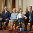 Prince George New Royal Portrait Issued