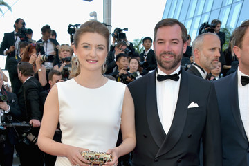 Prince Guillaume of Luxembourg 'Ismael's Ghosts (Les Fantomes d'Ismael)' and Opening Gala Red Carpet Arrivals - The 70th Annual Cannes Film Festival