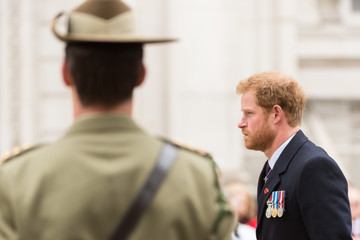 Prince Harry Pablo Bronstein: Historical Dances In An Antique Setting