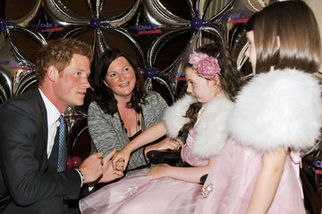 Molly Moore Prince Harry Attends The WellChild Awards