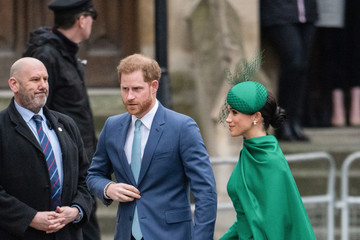 Prince Harry Commonwealth Day Service 2020