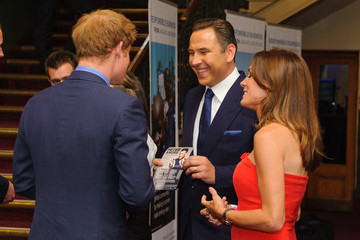 Prince Harry BITC Annual Responsible Business Awards Gala