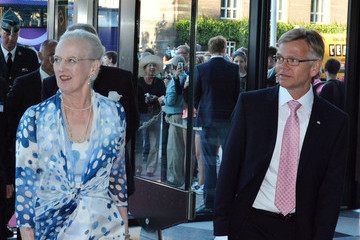 Prince Henrik Inauguration of the House of Foreign Industry in Denmark