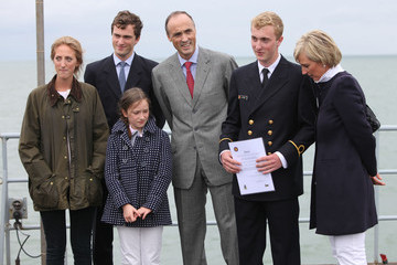 Prince Lorenz Prince Joachim of Belgium Promoted