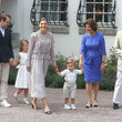 Prince Oscar of Sweden The Crown Princess Victoria Of Sweden's Birthday Celebrations