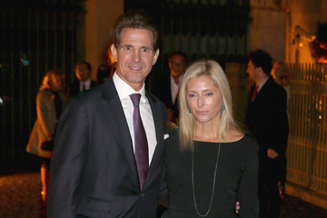 Prince Pavlos of Greece Arrivals at the Global Fund Event in London