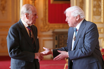 Prince Philip Members Of The Order Of Merit  Luncheon