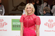 Jenni Falconer attends 'The Prince's Trust' and TKMaxx with Homesense Awards at London Palladium on March 6, 2018 in London, England.