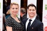 Gemma Atkinson and Gorka Marquez attend The Prince's Trust, TKMaxx and Homesense Awards at The Palladium on March 13, 2019 in London, England.