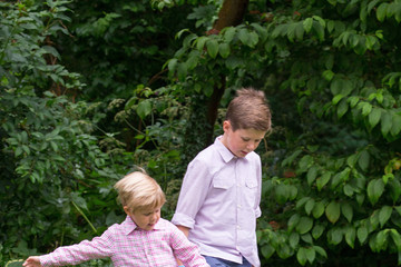 Prince Vincent Of Denmark Annual Summer Photocall for the Danish Royal Family at Grasten Castle