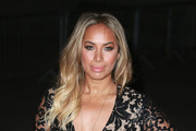 Leona Lewis attends a reception and dinner for supporters of The British Asian Trust at the Natural History Museum on February 2, 2016 in London, England.