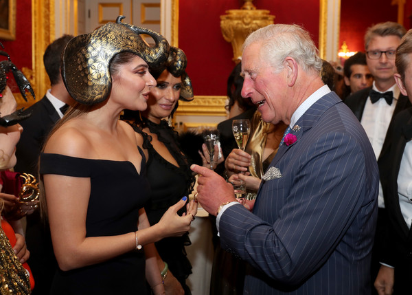 The Prince Of Wales And The Duchess Of Cornwall Host Reception For The Elephant Family Animal Ball