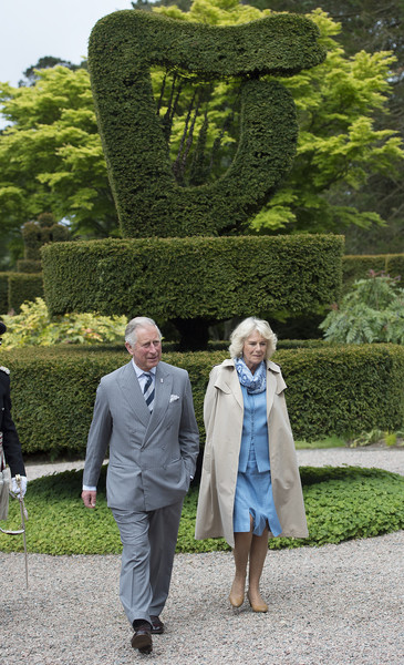 Prince of Wales and The Duchess of Cornwall's Irish Trip Day Four
