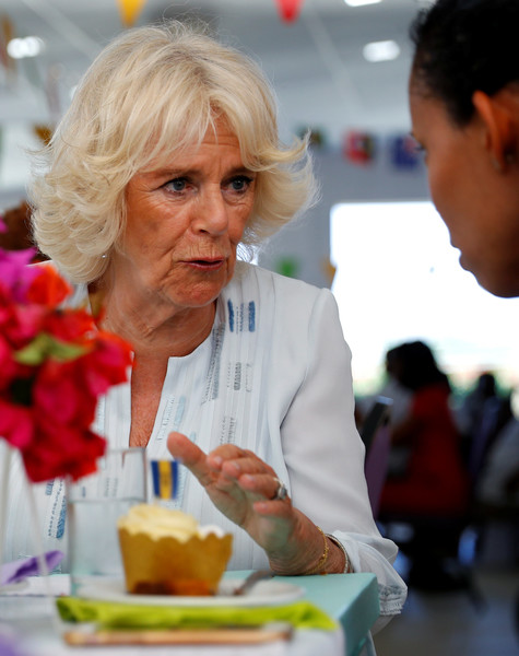The Prince Of Wales And Duchess Of Cornwall Visit Barbados