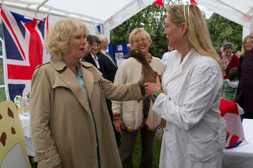 Heike Dorn The Prince Of Wales And Duchess Of Cornwall Visit Cornwall And The Isles Of Scilly - Day Two