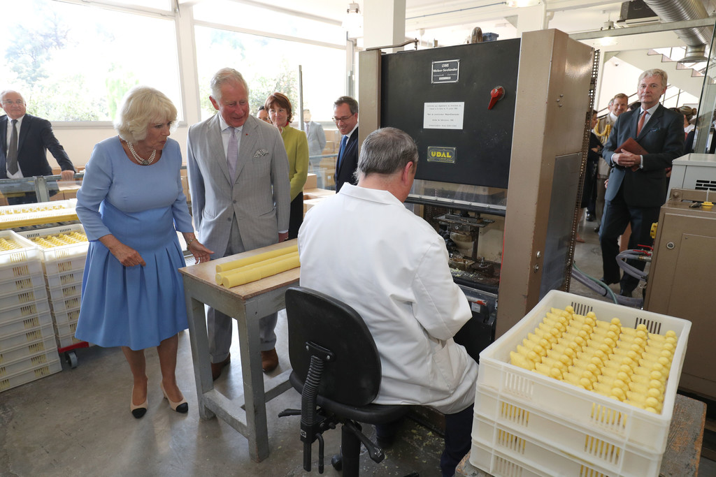 CASA REAL BRITÁNICA Prince+Wales+Duchess+Cornwall+Visit+France+Q8mNcTUh_rPx