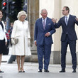 Michael Mueller and Camilla Parker Bowles Photos