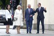 Michael Mueller and Camilla Parker Bowles Photos Photo