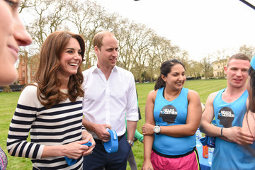 Prince William The Duke and Duchess of Cambridge and Prince Harry Spearhead a New Campaign Called Heads Together to End Stigma Around Mental Health