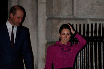 Prince William The Duke And Duchess Of Cambridge Visit Ireland - Day Two