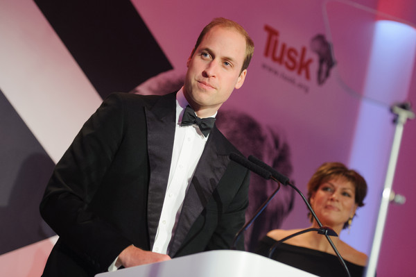 The Duke of Cambridge Attends the Tusk Conservation Awards