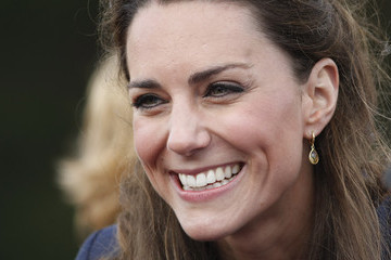 Kate+Middleton in Prince William And Kate Middleton Visit Darwen