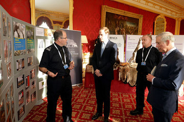 Prince William Prince Charles The Illegal Wildlife Trade Conference