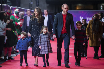 Prince William Princess Charlotte Entertainment  Pictures of the Month - December 2020