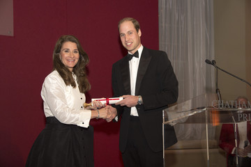 Prince William Prince William Presents the Chatham House Prize