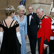 Prince of Wales and Camilla The Prince of Wales and Duchess of Cornwall Attend the Duke of Wellington's Waterloo Banquet