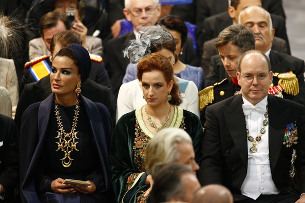 Princess Lalla Salma Pictures - Inauguration of King Willem ...lalla salma