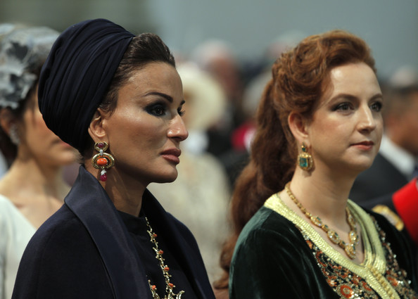 Princess Lalla Salma Photos - Inauguration of King Willem ...lalla salma