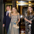 Princess Amalia Queen Maxima Of The Netherlands Celebrates Her 50th Anniversary