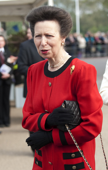 Princess Anne Photos Photos Queen Elizabeth Ii And The